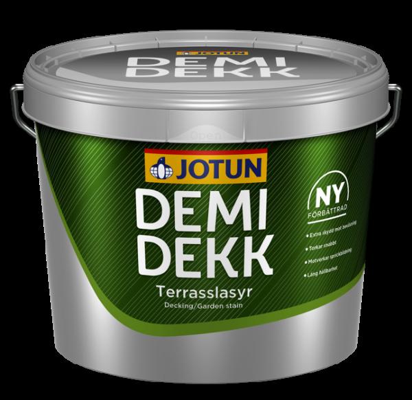 Demidekk Terrasslasyr